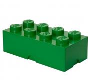 LEGO 299092 - LEGO STORAGE & ACCESSORIES - Lego Storage Brick 8 Dark Green
