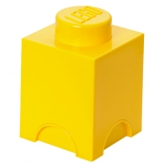 LEGO 299095 - LEGO STORAGE & ACCESSORIES - Lego Storage Brick 1 Yellow