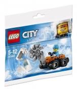 LEGO 30360 - LEGO CITY - Arctic Ice Saw