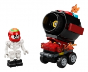 LEGO 30464 - LEGO HIDDEN SIDE - El Fuego's Stunt Cannon