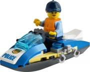 LEGO 30567 - LEGO CITY - Police Water Scooter
