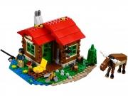 LEGO 31048 - LEGO CREATOR - Lakeside Lodge