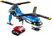 LEGO 31049 - LEGO CREATOR - Twin Spin Helicopter