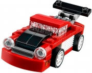 LEGO 31055 - LEGO CREATOR - Red racer