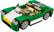 LEGO 31056 - LEGO CREATOR - Green Cruiser