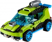 LEGO 31074 - LEGO CREATOR - Rocket Rally Car