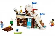 LEGO 31080 - LEGO CREATOR - Modular Winter Vacation