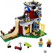 LEGO 31081 - LEGO CREATOR - Modular Skate House