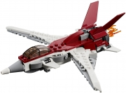 LEGO 31086 - LEGO CREATOR - Futuristic Flyer
