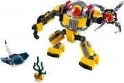 LEGO 31090 - LEGO CREATOR - Underwater Robot