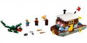 LEGO 31093 - LEGO CREATOR - Riverside Houseboat