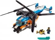 LEGO 31096 - LEGO CREATOR - Twin Rotor Helicopter