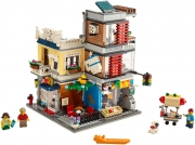 LEGO 31097 - LEGO CREATOR - Townhouse Pet Shop & Café