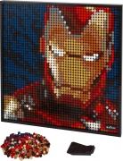 LEGO 31199 - LEGO ART - Marvel Studios Iron Man
