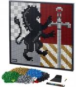 LEGO 31201 - LEGO ART - Harry Potter™ Hogwarts™ Crests