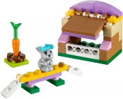 LEGO 41022 - LEGO FRIENDS - Bunny's Hutch