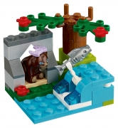LEGO 41046 - LEGO FRIENDS - Brown Bear's River