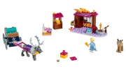 LEGO 41166 - LEGO DISNEY - Elsa's Wagon Adventure