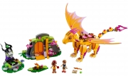 LEGO 41175 - LEGO ELVES - Fire Dragons Lava Cave