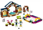 LEGO 41322 - LEGO FRIENDS - Snow Resort Ice Rink
