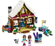 LEGO 41323 - LEGO FRIENDS - Snow Resort Chalet