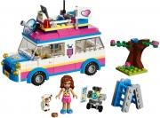 LEGO 41333 - LEGO FRIENDS - Olivia's Mission Vehicle