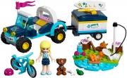 LEGO 41364 - LEGO FRIENDS - Stephanie's Buggy & Trailer