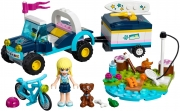 LEGO 41364 - LEGO FRIENDS - Stephanie's Buggy & Trailer