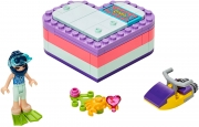 LEGO 41385 - LEGO FRIENDS - Emma's Summer Heart Box