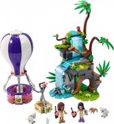 LEGO 41423 - LEGO FRIENDS - Tiger Hot Air Balloon Jungle Rescue