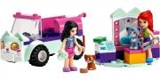 LEGO 41439 - LEGO FRIENDS - Cat Grooming Car