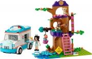 LEGO 41445 - LEGO FRIENDS - Vet Clinic Ambulance