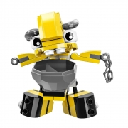 LEGO 41546 - LEGO MIXELS - Series 6 : Forx