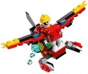 LEGO 41564 - LEGO MIXELS - Series 8 : Aquad