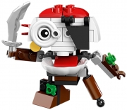 LEGO 41567 - LEGO MIXELS - Series 8 : Skulzy