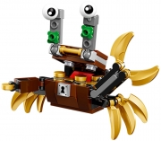 LEGO 41568 - LEGO MIXELS - Series 8 : Lewt