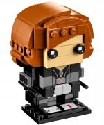LEGO 41591 - LEGO BRICKHEADZ - Black Widow