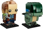 LEGO 41614 - LEGO BRICKHEADZ - Owen & Blue