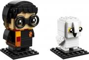 LEGO 41615 - LEGO BRICKHEADZ - Harry Potter & Hedwig