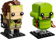 LEGO 41622 - LEGO BRICKHEADZ - Peter Venkman & Slimer