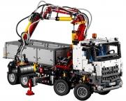 LEGO 42043 - LEGO TECHNIC - Mercedes Benz Arocs 3245