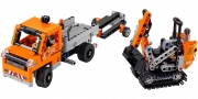 LEGO 42060 - LEGO TECHNIC - Roadwork Crew