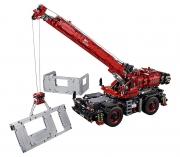 LEGO 42082 - LEGO TECHNIC - Rough Terrain Crane