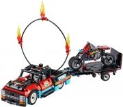 LEGO 42106 - LEGO TECHNIC - Stunt Show Truck & Bike