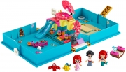 LEGO 43176 - LEGO DISNEY - Ariel's Storybook Adventures