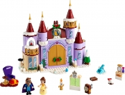 LEGO 43180 - LEGO DISNEY - Belle's Castle Winter Celebration