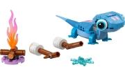 LEGO 43186 - LEGO DISNEY - Bruni the Salamander Buildable Character