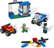 LEGO 4636 - LEGO BRICKS & MORE - Police Building Set