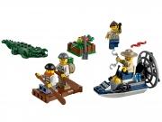 LEGO 60066 - LEGO CITY - Swamp Police Starter Set