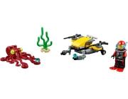 LEGO 60090 - LEGO CITY - Deep Sea Scuba Scooter